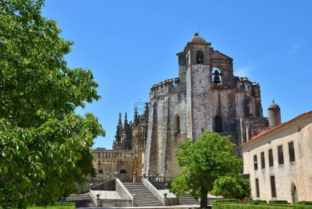 Templar church of the Convent of the Order of Christ in Tomar Po