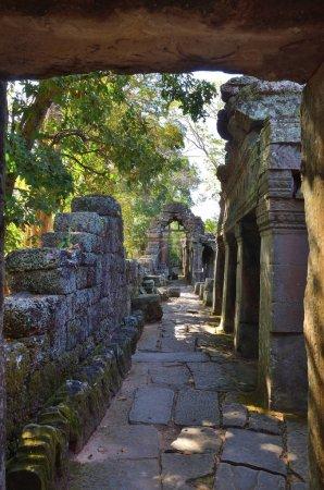 Bantey Khde temple, Siem Reap, Cambodia