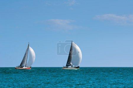 Pro-Am Race in the Black Sea