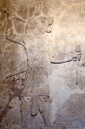 sumerian stone with cuneiform scripting