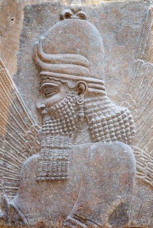 Ancient Sumerian artifact