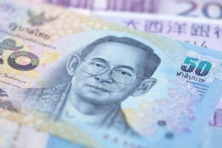Thailand Baht Banknotes