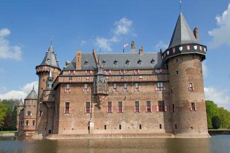 Ancient De Haar castle