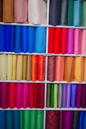samples of thai silk