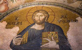 """Постер, картина, фотообои """"Церковь Святого Спасителя в хоре"""""""