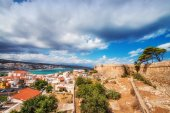 Fortezza of Rethymno - The Venetian Fortress in the Old Town of Rethymno, Crete
