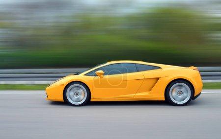 Lamborghini gallardo speed