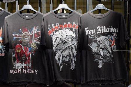 Айрон Мейден футболки