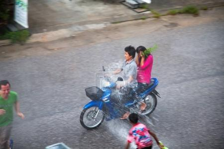 Songkran in Khao Lak