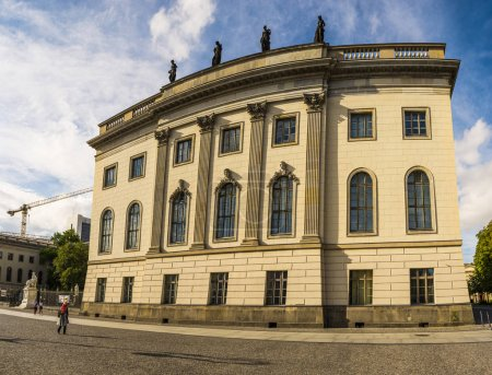 Humboldt University of Berlin, Germany