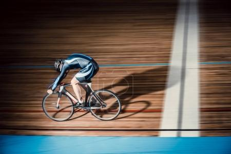 Competitive at velodrome
