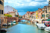Grand Canal and Venice streets