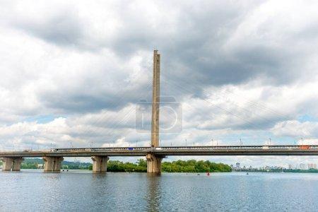 river cable bridge