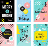 Christmas Sale backgrounds mobile theme Modern design for poster card