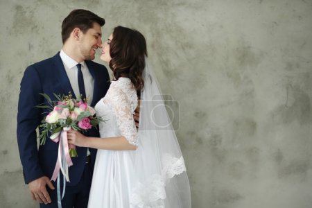 Lovely couple is getting married