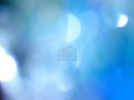 Photo pour Abstrait coloré flou lumières arrière-plan - image libre de droit