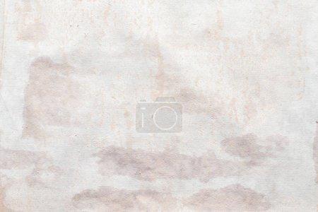 Photo pour Feuille de papier froissée humide - fond grunge ou texture - image libre de droit