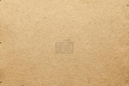 Uneven sheet of cardboard - background or texture