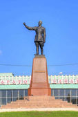 Felix Dzerzhinsky monument Opposite Railway Station