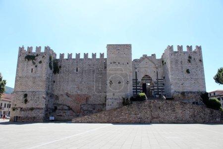 city view of Prato, Italy