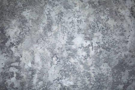 Photo pour Fond gris avec mur beton - image libre de droit