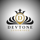 Letter D Logo - Classic Luxurious Style Logo Template
