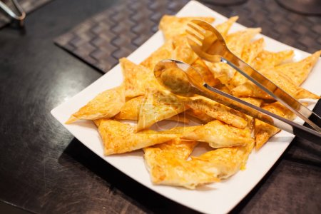 Crispy Fried Pastry