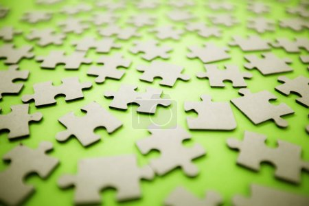 Find solution jigsaw puzzle
