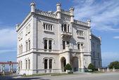 Miramare Castle in Trieste (Italy)