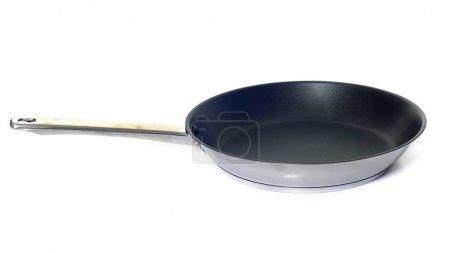frying pan in studio