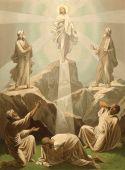 The Transfiguration Of Christ.