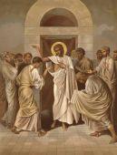 The Unbelief Of The Apostle Thomas.