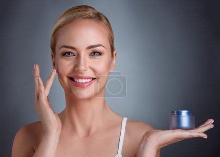 Natural cosmetic for perfect beauty