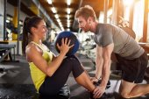 couple Fitness training