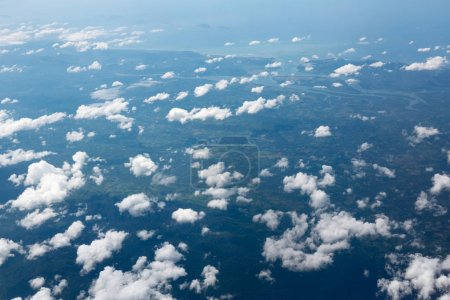 Photo for View from the airplane window - Royalty Free Image