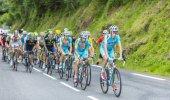 The Peloton - Tour de France 2014