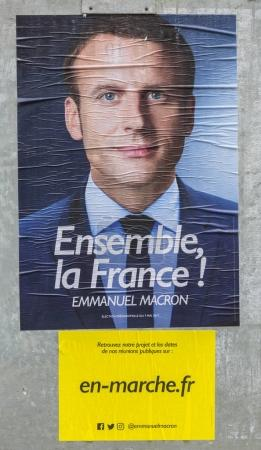 French Election Poster - The Second Round