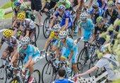 Yellow Jersey in the Peloton - Tour de France 2014