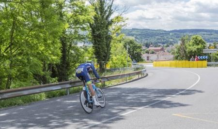 cyclist  of Wanty-Groupe Gobert