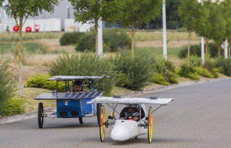 Solar Vehicles - Solar Cup 2017