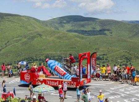 Vittel Vehicle - Tour de France 2014