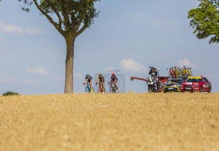 The Breakaway - Tour de France 2017