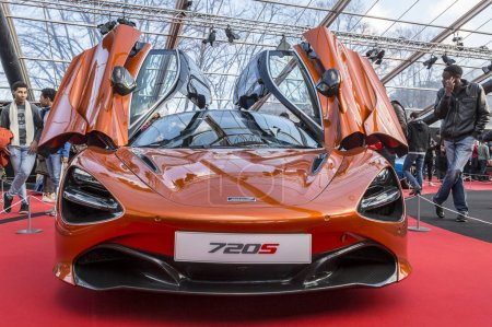 Mc Laren 720S Coupe - The Most Beautiful Supercar of 2017