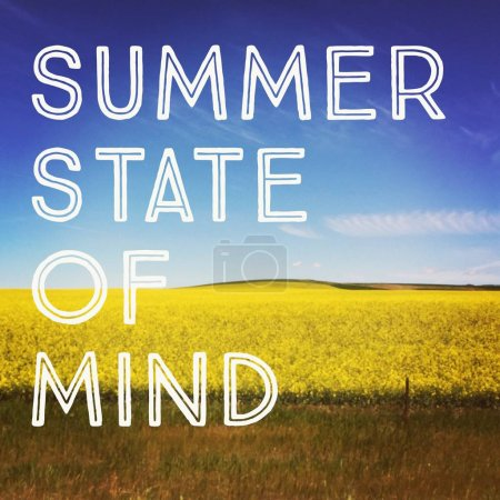 Quote - Summer state of mind