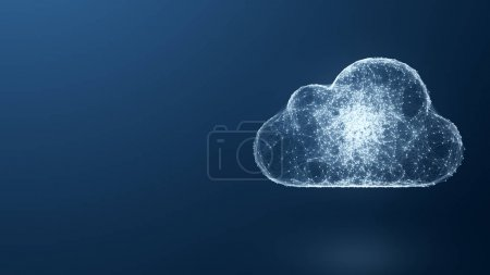 cloud of computing network