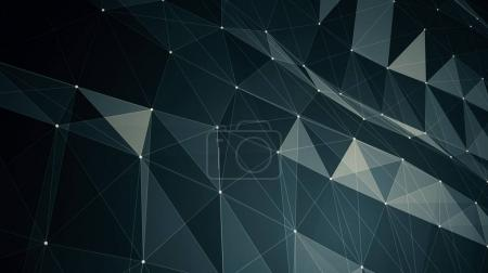 abstraction geometrical composition for design