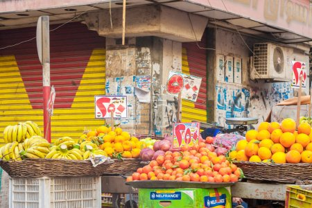 Street trading in Cairo