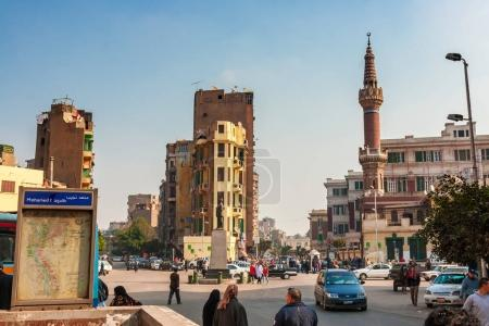 Cairo after the revolution of
