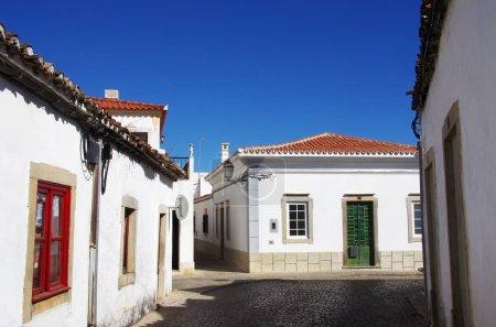 Foto de Calle de S Bras de Alportel, Portugal - Imagen libre de derechos
