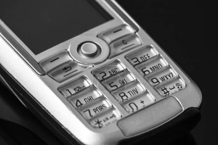 cell phone numeric keyboard